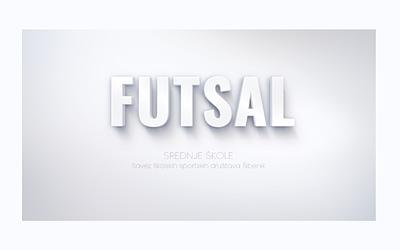 Futsal – raspored natjecanja – sš – 2019-20